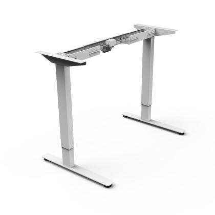 PrimeCables Electric Sit to Stand Adjustable Desk Riser Frame
