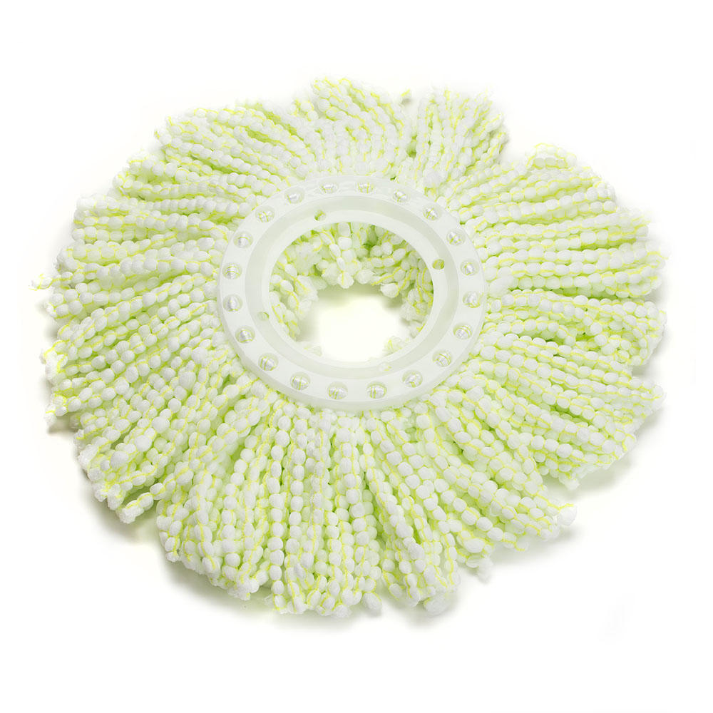 Deluxe Spin Mop Microfiber Refill 100g Colorful For Spin Mop Bucket System CleanWise