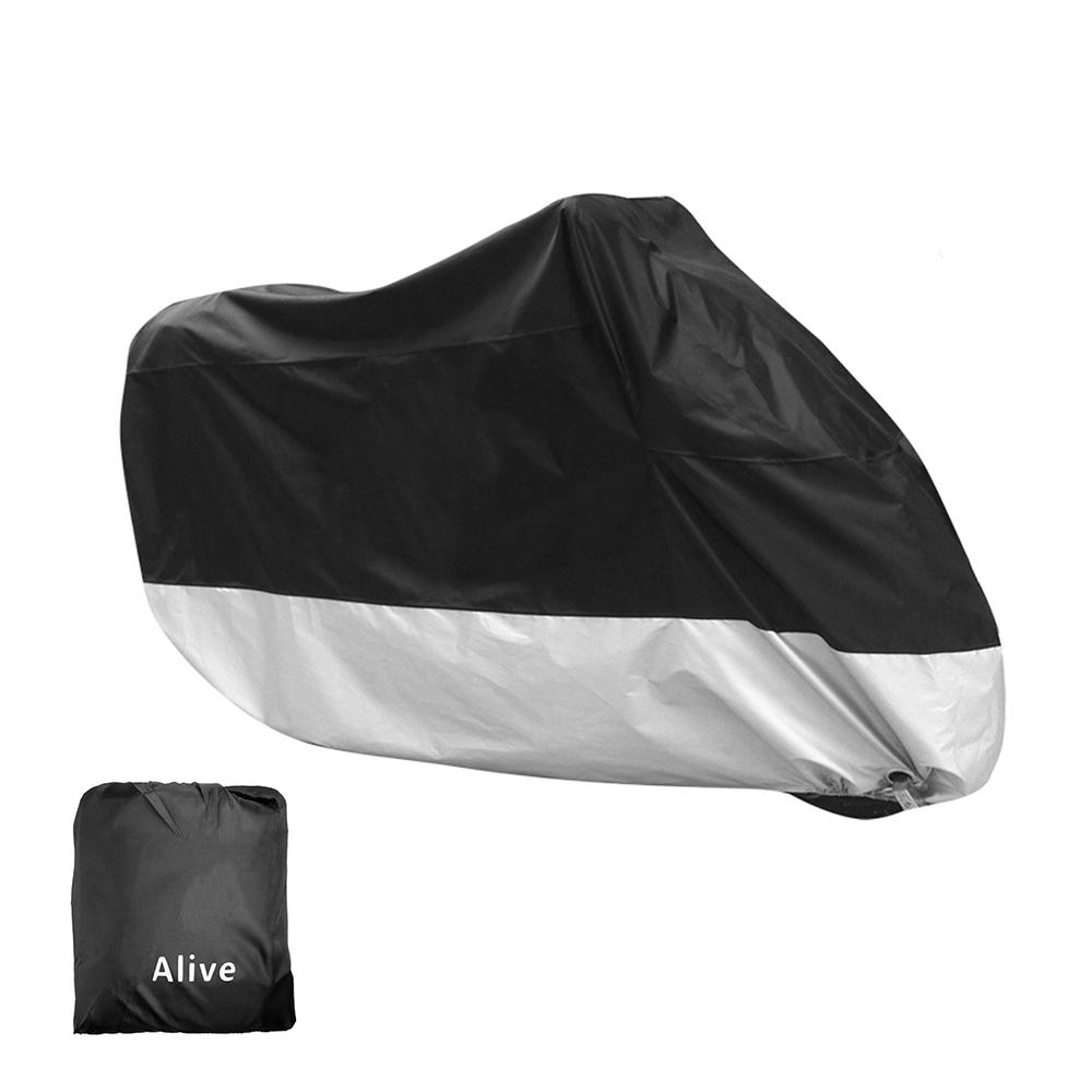 Motorcycle Bike Moped Scooter Cover Waterproof Rain UV  Dustproof GZA-00489