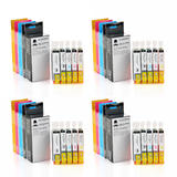 Canon PGI250XL CLI251XL Compatible Ink Cartridge Combo 5 colors - Moustache®