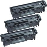 Canon FX10 Compatible Black Toner Cartridge - Economical Box - 3/Pack