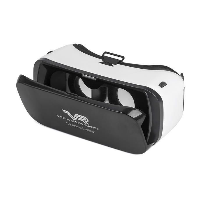 VR 3D virtual reality Glasses headset for games and movies PrimeCables Cab-VR-03