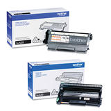 Brother TN420 DR420 Original Toner Cartridge & Drum Combo