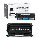 Brother TN360X DR360 Compatible Toner Cartridge and Drum Combo - Moustache®