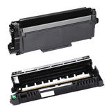 Brother TN660 DR630 Compatible Toner Cartridge and Drum Combo - Economical Box