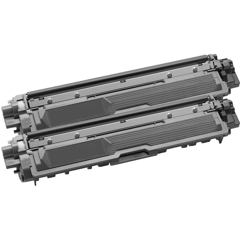 Brother TN-221 Compatible Black Toner Cartridge - Economical Box