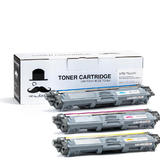 Brother TN225 Compatible Toner Cartridge Combo C/M/Y Moustache®