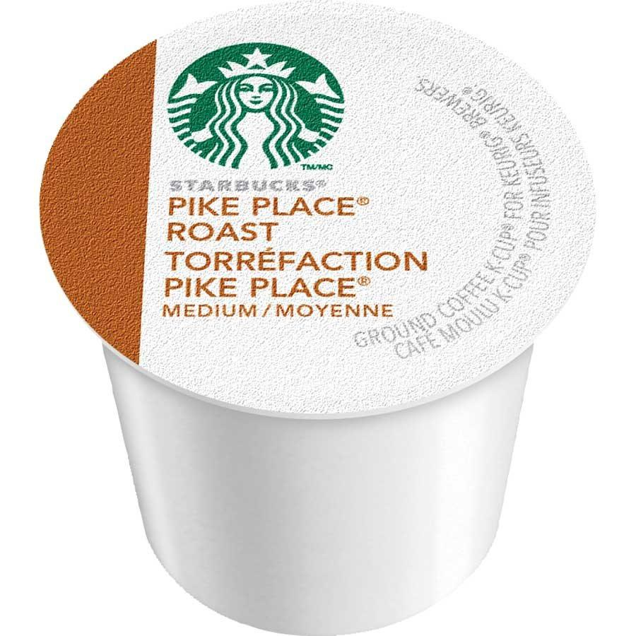 Starbucks Coffee K-Cup Pod, 24 Count