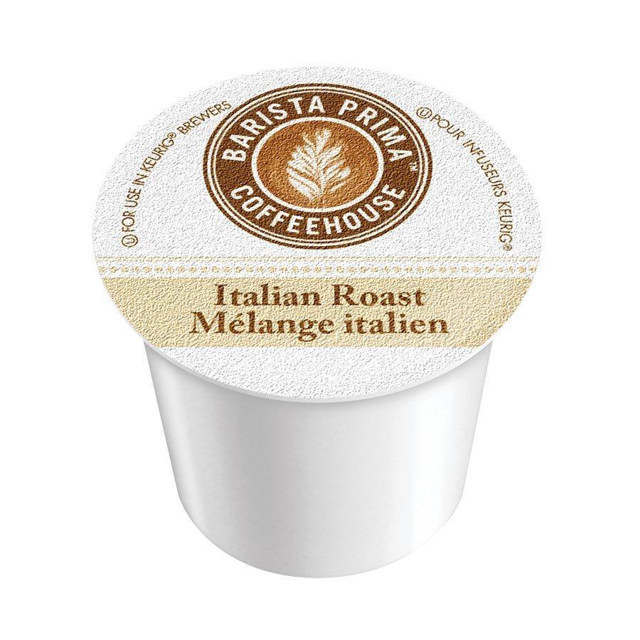 Barista Prima Coffeehouse Coffee K-Cup Pod, 24 Count 049-89-30717