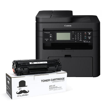 Best option for fax scan print in medium office monochrome