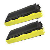 Brother TN-350 New Compatible Black Toner Cartridge - Economical Box