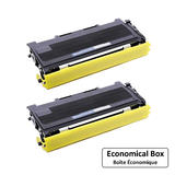 Brother TN-350 Compatible Black Toner Cartridge - Economical Box