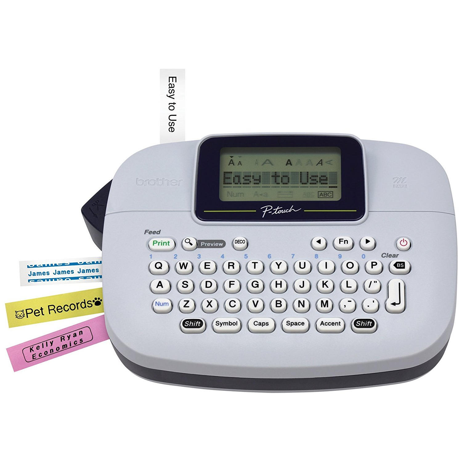 Brother® P-touch® PT-M95 Handy Label Maker At InkJetSuperStore