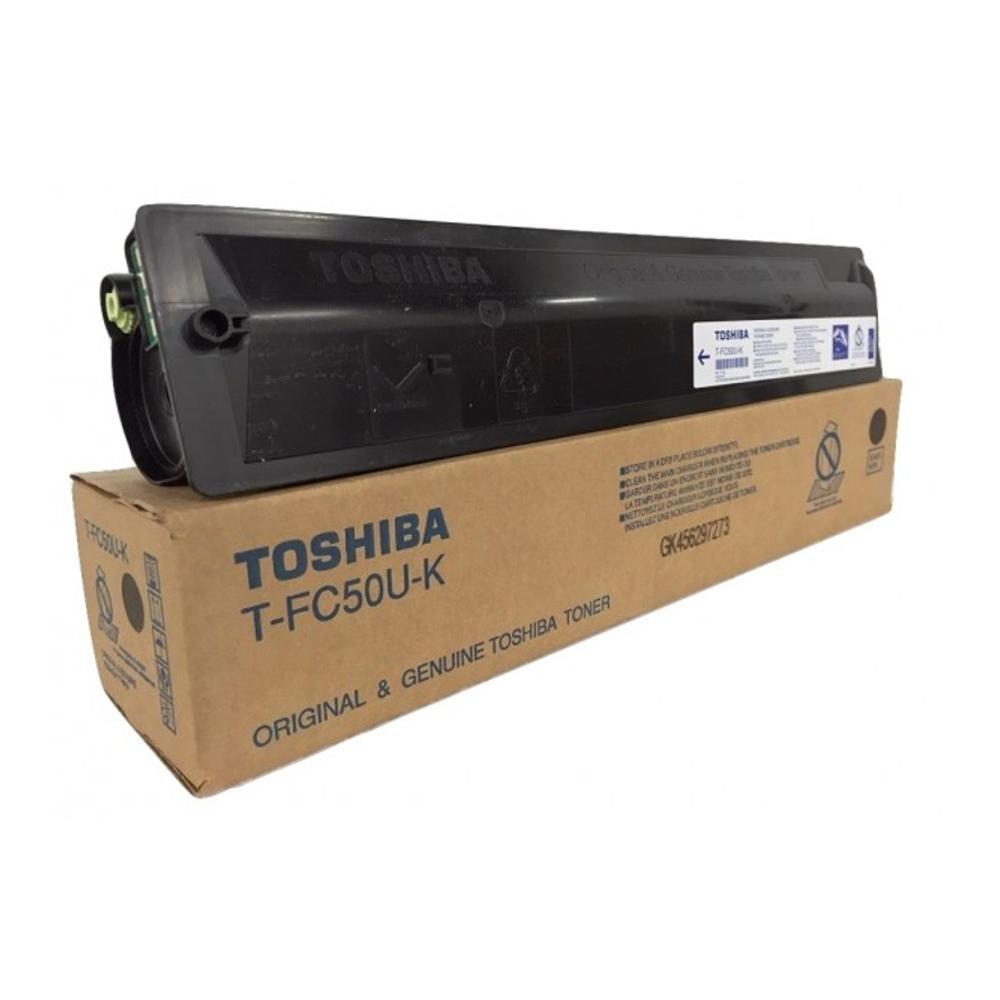 Toshiba TFC50UK Original Black Toner Cartridge
