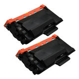 Brother TN880 Compatible Black Toner Cartridge Extra High Yield 2 Pack - Economical Box