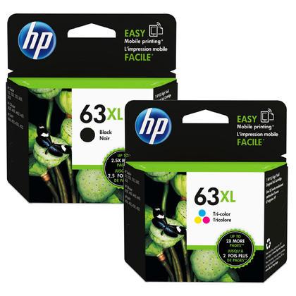 HP 63 Ink