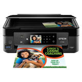 Epson Expression® Home XP-430 Color Wireless Small-in-One Inkjet Printer