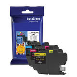 Brother LC30193PK Original Ink Cartridge Extra High Yield C/M/Y