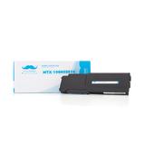 Xerox 106R03514 Compatible Cyan Toner Cartridge - Moustache®