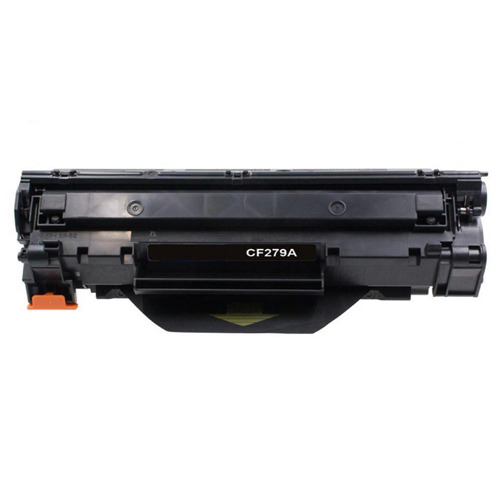 Compatible HP 79A CF279A Black Toner Cartridge – Economical Box