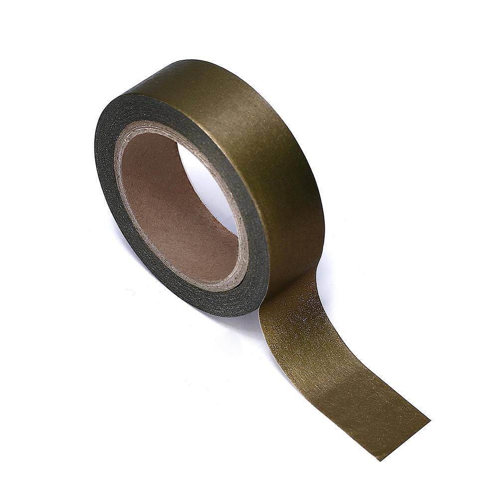 Gold Washi Tape 15mmX10m