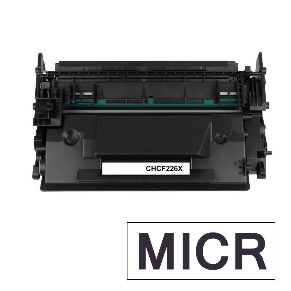 Sapiensman Consumer Electronics Hp 43x High Yield Black Original Laserjet Toner Cartridge C8543x Compatible 26x Cf226x Micr