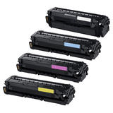 Samsung CLT-503L Compatible Toner Cartridge Combo High Yield BK/C/M/Y