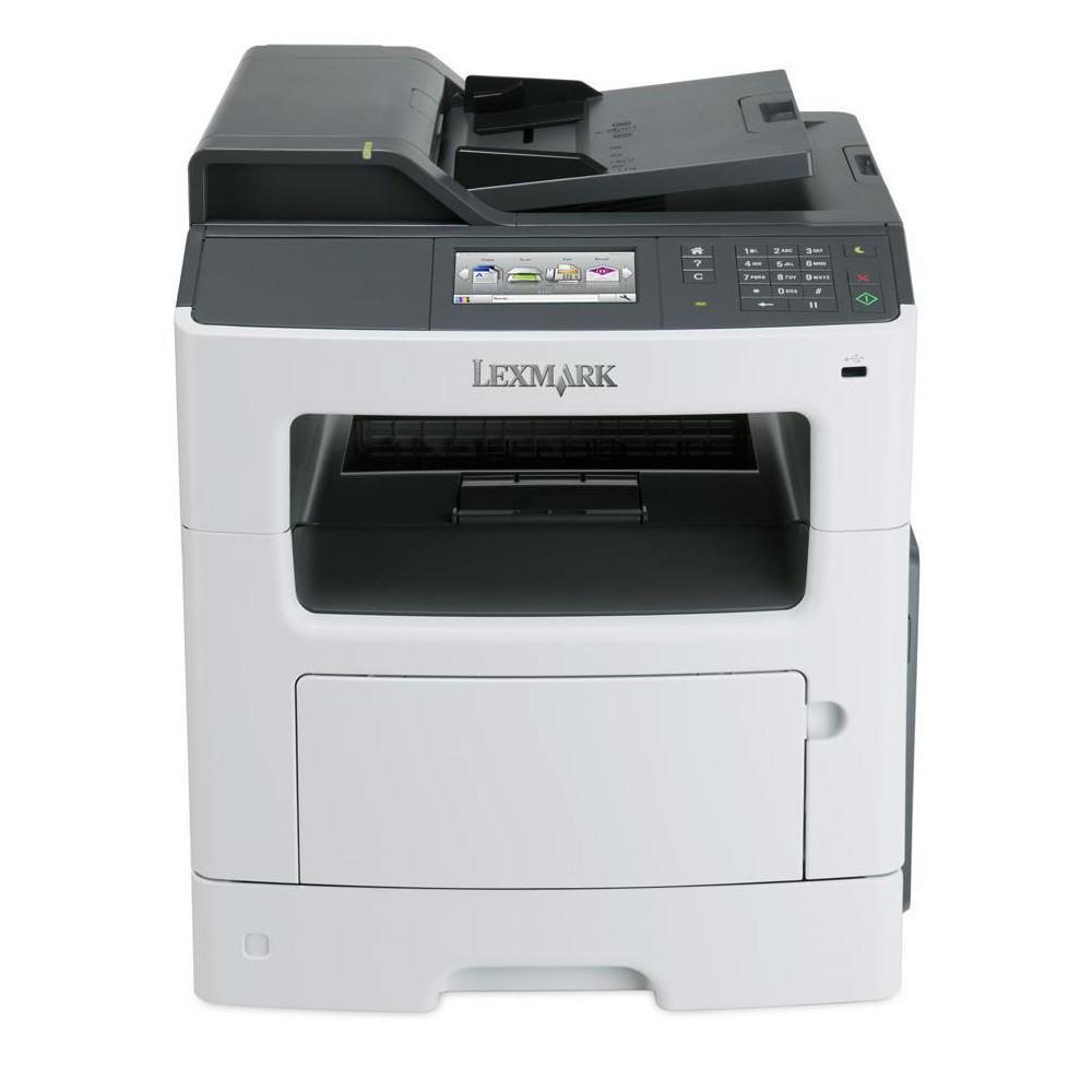 Lexmark MX417de All-In-One Monochrome Laser Printer (35SC701)