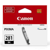 Canon CLI-281 Original Black Ink Cartridge (2091C001)