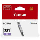 Canon CLI-281 2092C001 Original Photo Blue Ink Cartridge