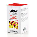 "Canon KP-108IN 4"" x 6"" Compatible Color Photo Paper and 3115B001 Ink Kit-Moustache®"