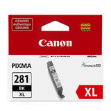 Canon CLI-281XL 2037C001 Original Black Ink Cartridge High Yield