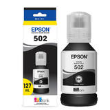 Epson T502 (T502120-S) Original Black Ink Bottle
