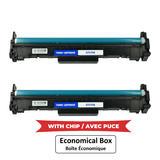 Compatible HP 19A CF219A Black Drum With Chip - Economical Box