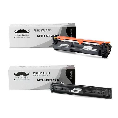 Compatible Hp 30a 32a Cf230a Cf232a Toner Cartridge And