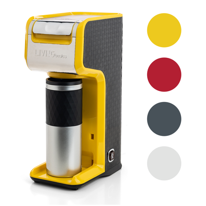 Reviews Of 2 In 1 Single Serve Coffee Maker Brewer Ground Capsule