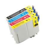 Epson T073 Compatible Ink Cartridge Combo BK/C/M/Y