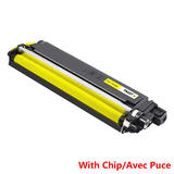 Brother TN227 Compatible Yellow Toner Cartridge High Yield Version of TN223 - With Chip