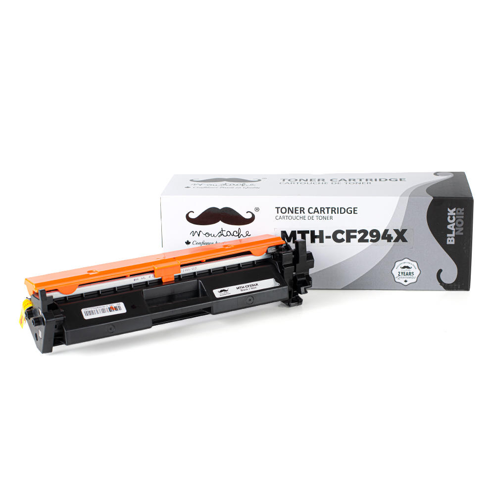 Compatible HP 94X CF294X Black Toner Cartridge High Yield - Moustache®