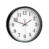 "Bates 12"" Commercial 12 Hour Clock"