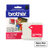 Brother LC51M Original Magenta Ink Cartridge - Open Box