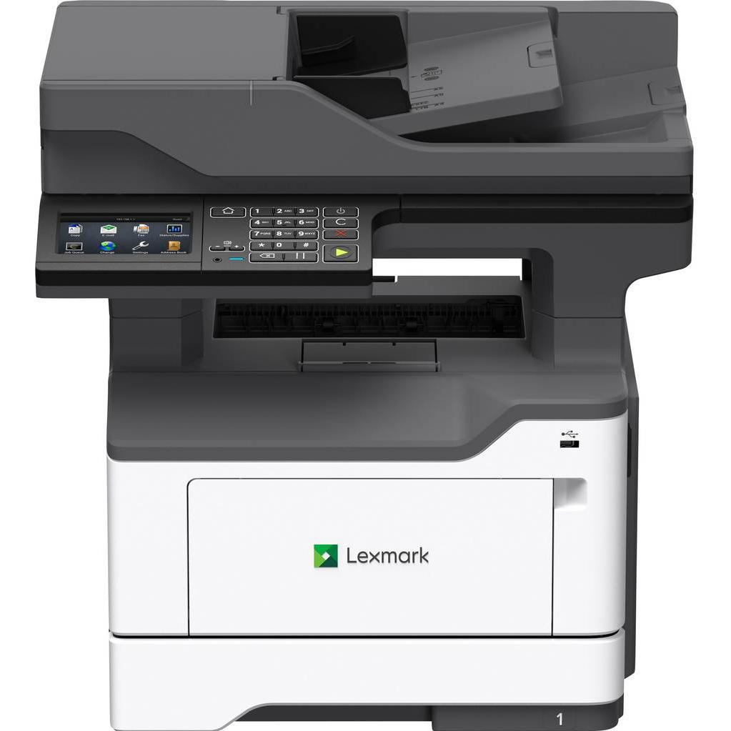Lexmark MB2546ADWE All-In-One Monochrome Laser Printer (36SC871) - Replace MX517DE