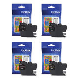 Brother LC3011 Original Ink Cartridge Combo BK/C/M/Y