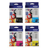Brother LC201 Original Ink Cartridge Combo