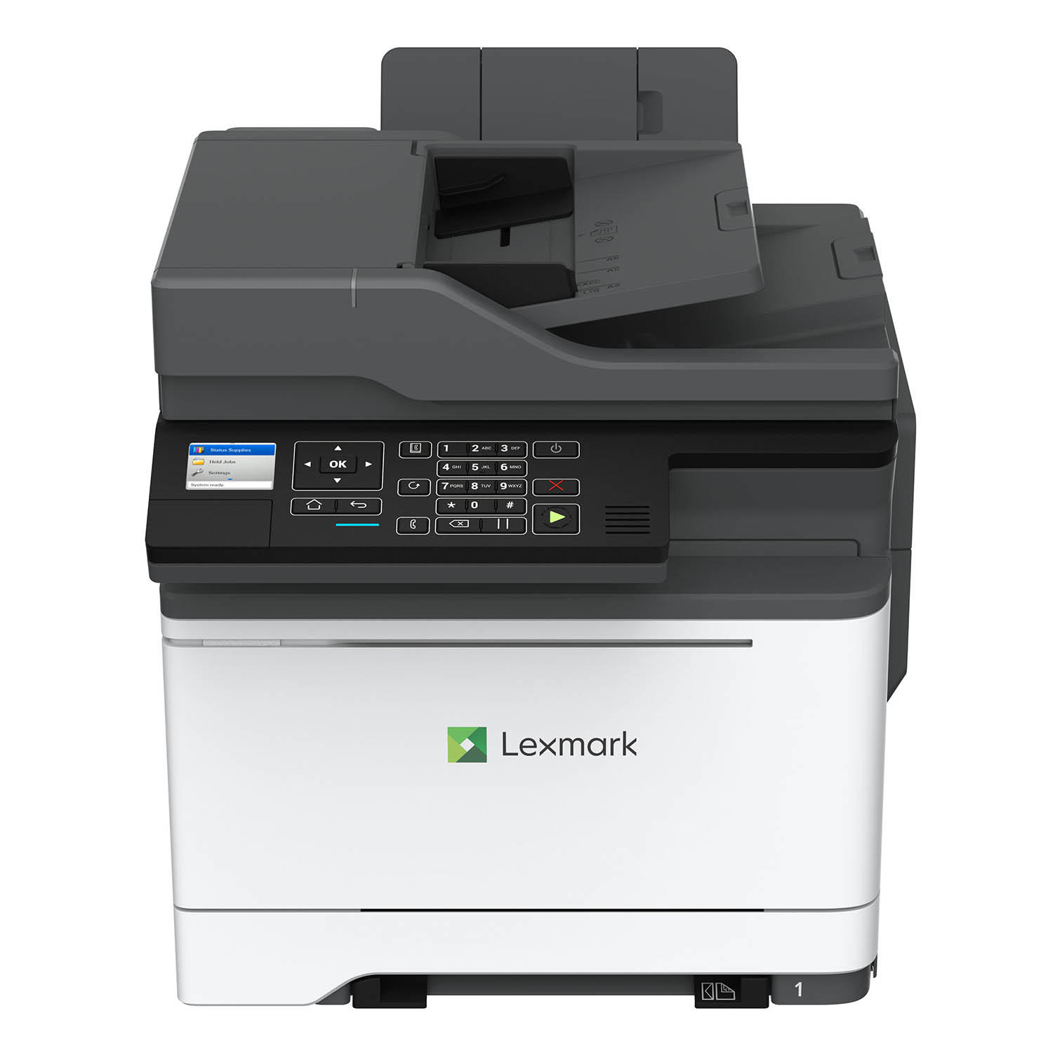 Lexmark MC2425adw All-in-One Color Laser Printer with Built-in WiFi , Replace CX417DE