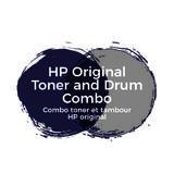 HP 17A CF217A HP 19A CF219A Original Toner Cartridge and Drum Combo