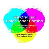 HP 410A CF251AM Original Color Toner Cartridge C/M/Y