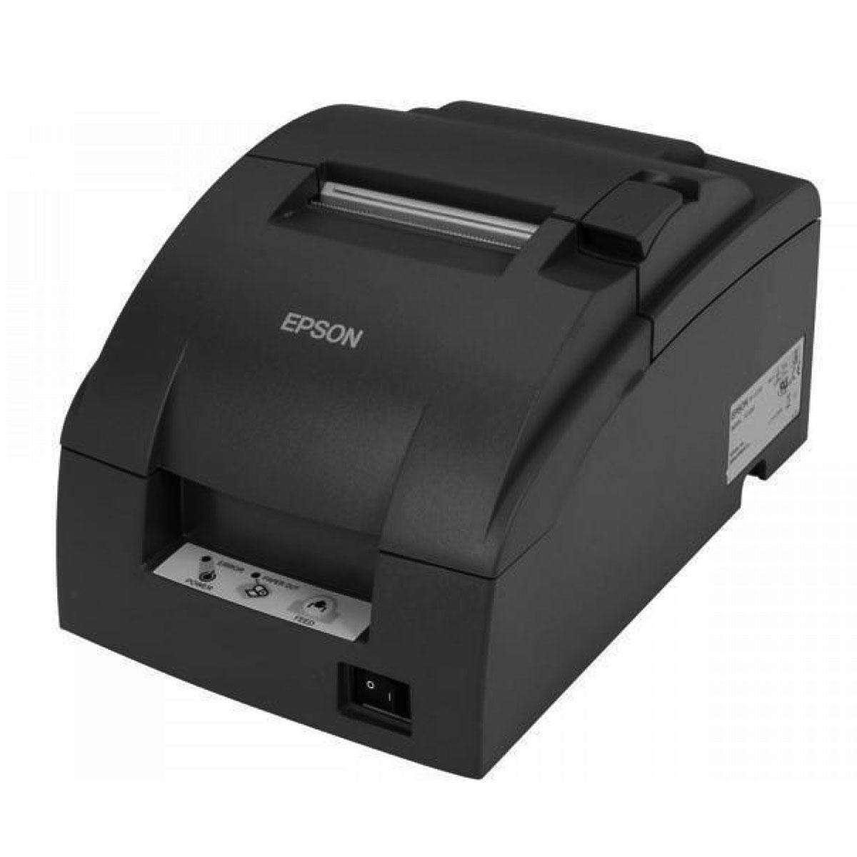 Epson TM-U220B-767 Dot Matrix Receipt Printer with Auto-Cutter (C31C514767)