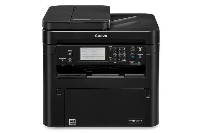 Canon imageCLASS MF267dw Monochrome Wireless All-In-One Laser Printer, 2925C010