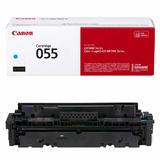 Canon 055 3015C001 Original Cyan Toner Cartridge